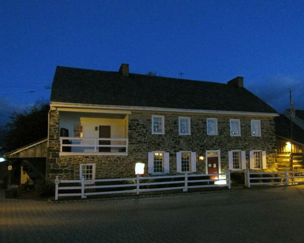 Dobbin House Tavern Haunted