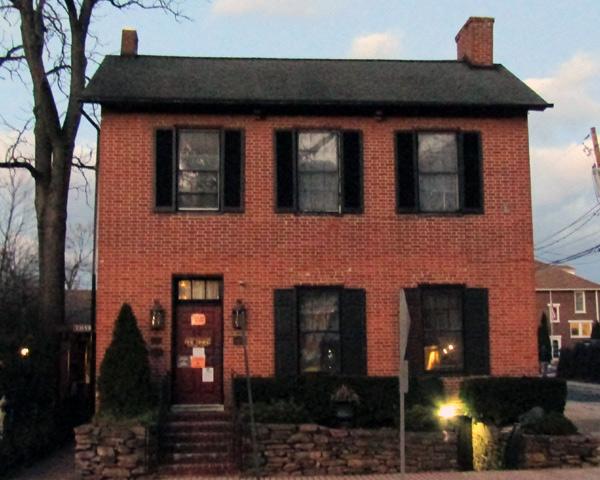 Farnsworth House Haunted