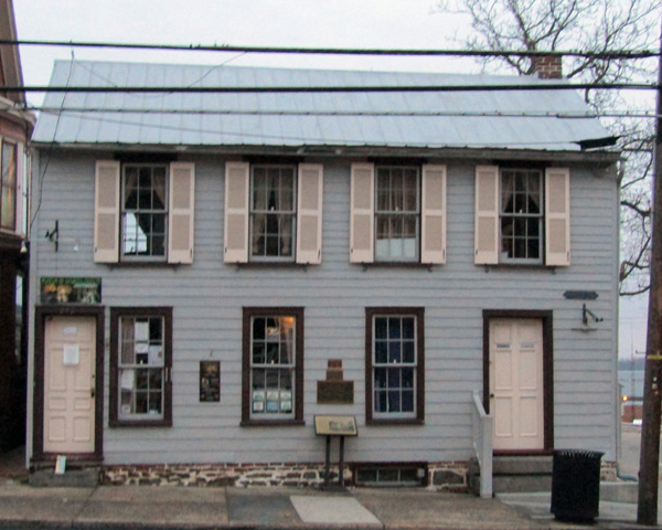 Jennie Wades Birth House Haunted