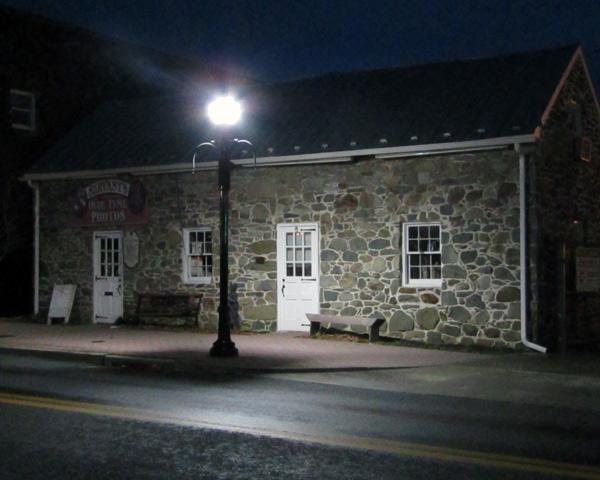 Reynolds Death House Haunted